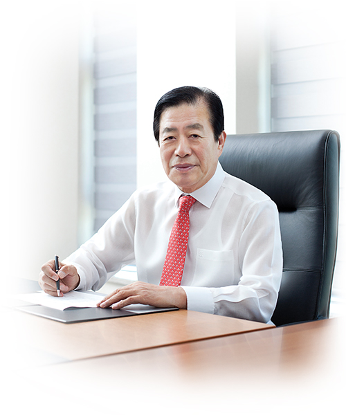 Hyoil Kim, CEO of Sangsin Brake