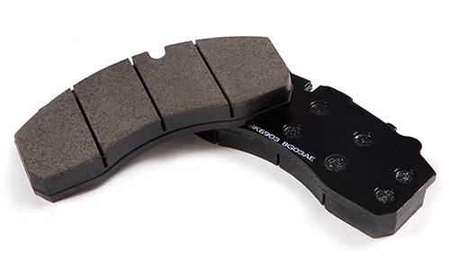 Brake Pads for Heavy Duty Vehicles