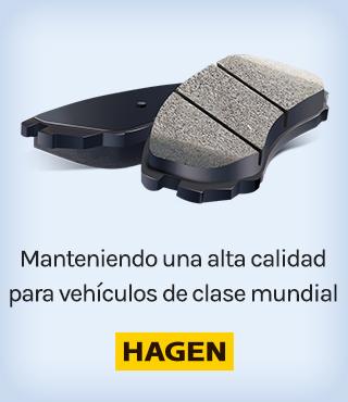 HAGEN, Manteniendo una alta calidad para vehículos de clase mundial